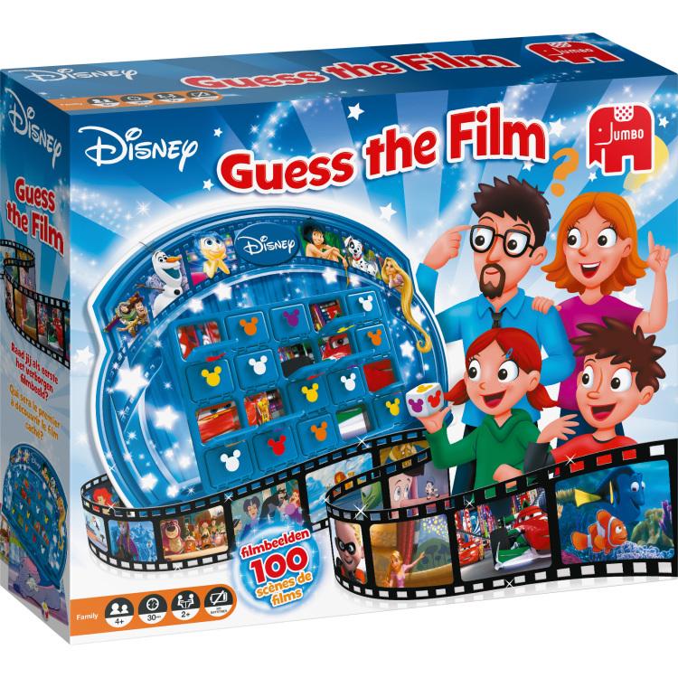 Alternate-Jumbo Disney Guess the Film Nederlands, Frans-aanbieding