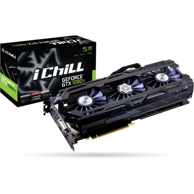 Asus GeForce GTX 1080 Ti Founders Edition voor €769