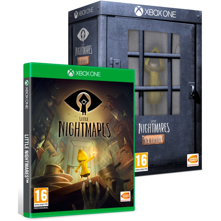 Namco Bandai Games Little Nightmares (Six Edition) Xbox One (112359)