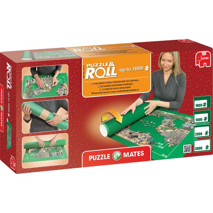 Jumbo Puzzle & Roll mat 3000 stukjes