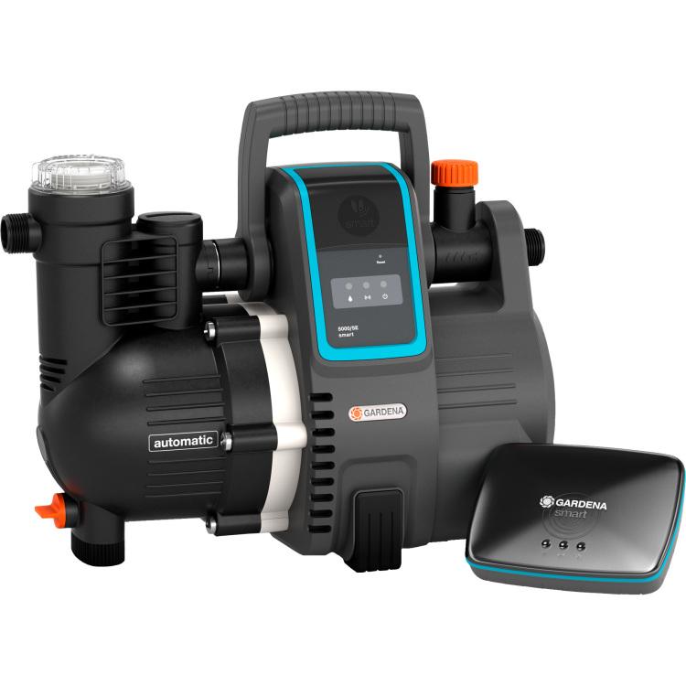 Smart Drukopvoerpomp 5000/5E set