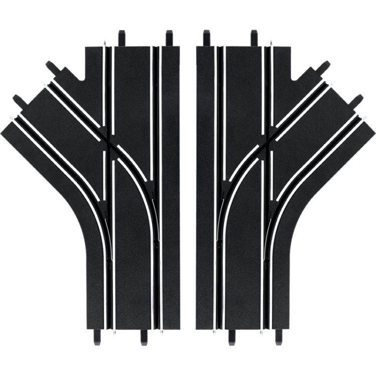Carrera Mechanische wissel links en rechts