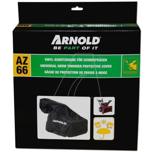 Arnold Afdekzeil voor sneeuwfrezen beschermkap 2024-U1-0005