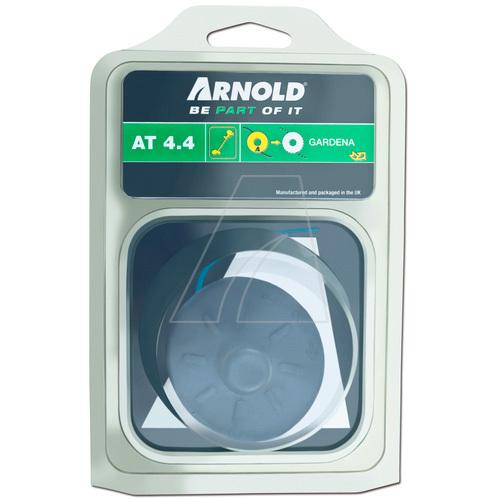 Arnold Trimmerspoel (1083-G1-0003) grastrimmer draad 6 meter, 1,5mm