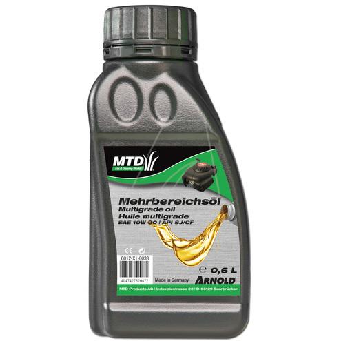 Arnold Motorolie SAE 10W/30 (6012-X1-0033) 0,6 Liter