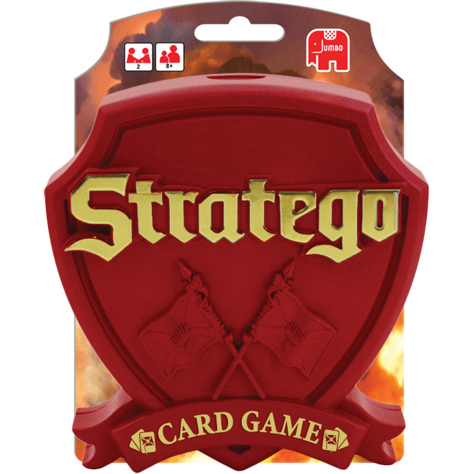 Stratego Card Game