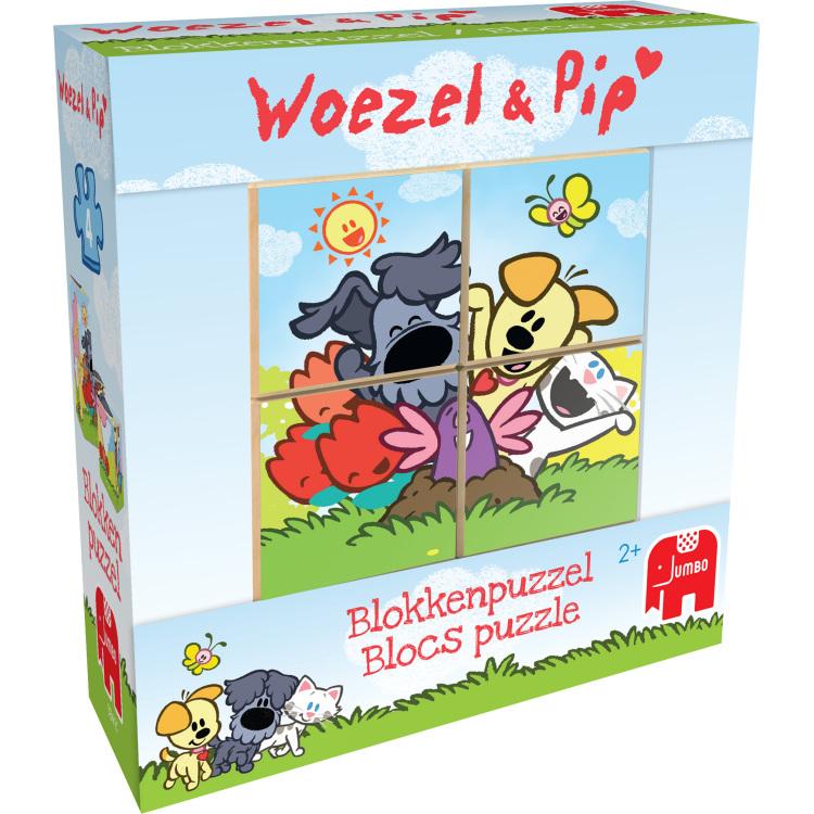 WoezelandPip Blokkenpuzzel