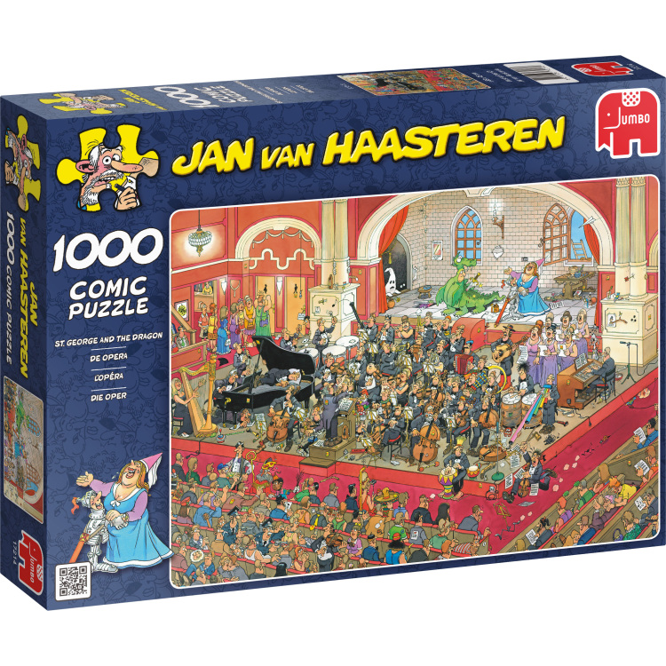 De Opera 1.000 stukjes