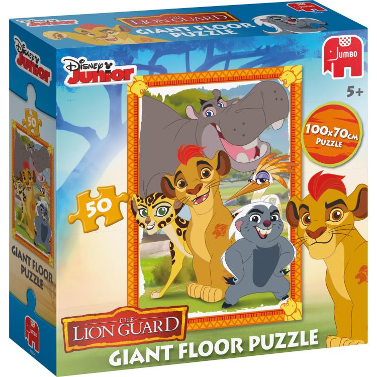 Disney The Lion Guard Extra Grote Vloerpuzzel
