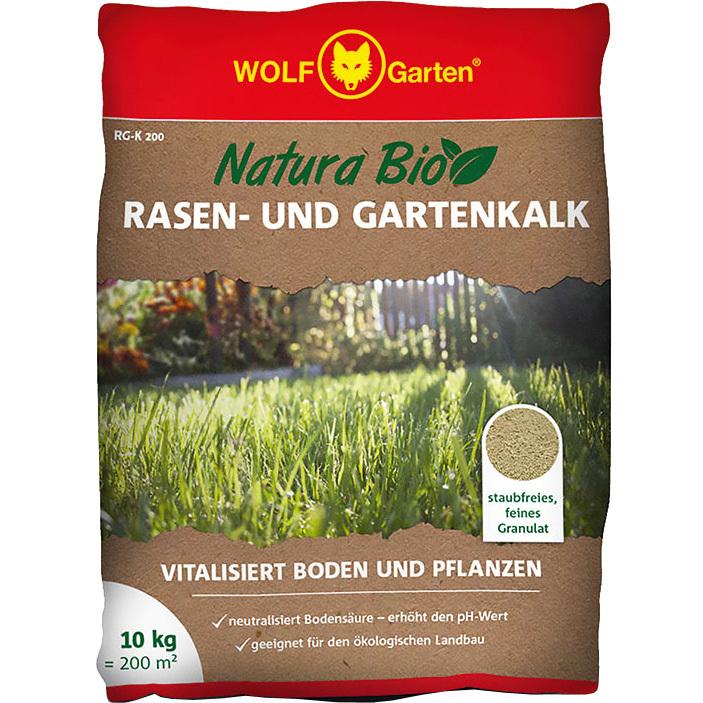Natura Bio Gazon & tuinkalk RG-K 200