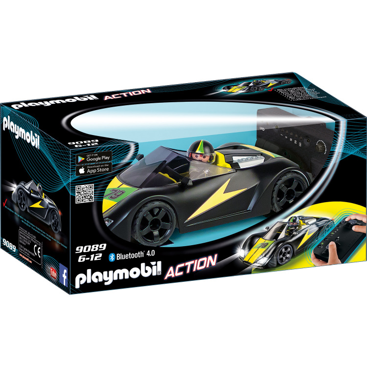Super Sports Racer RC Playmobil (9089)