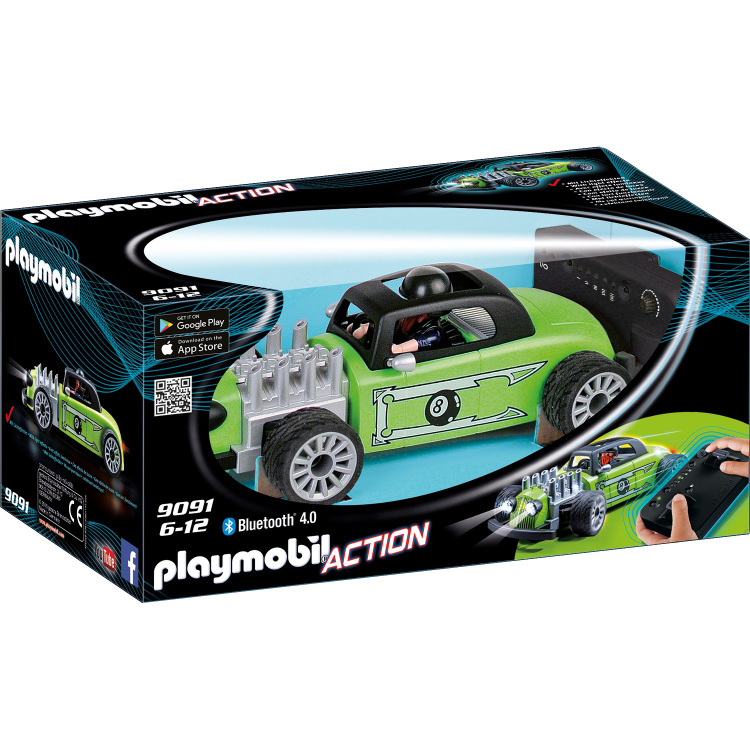 Hot Rod Racer RC Playmobil (9091)