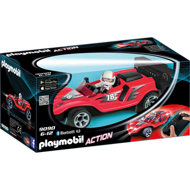 Rocket Racer RC Playmobil (9090)