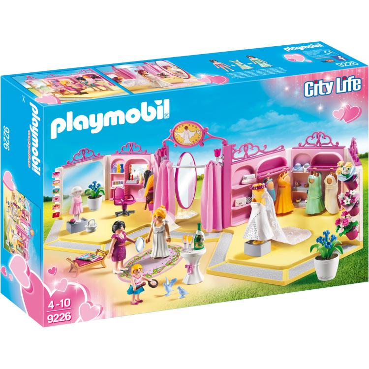 Bruidswinkel met kapsalon Playmobil (9226)