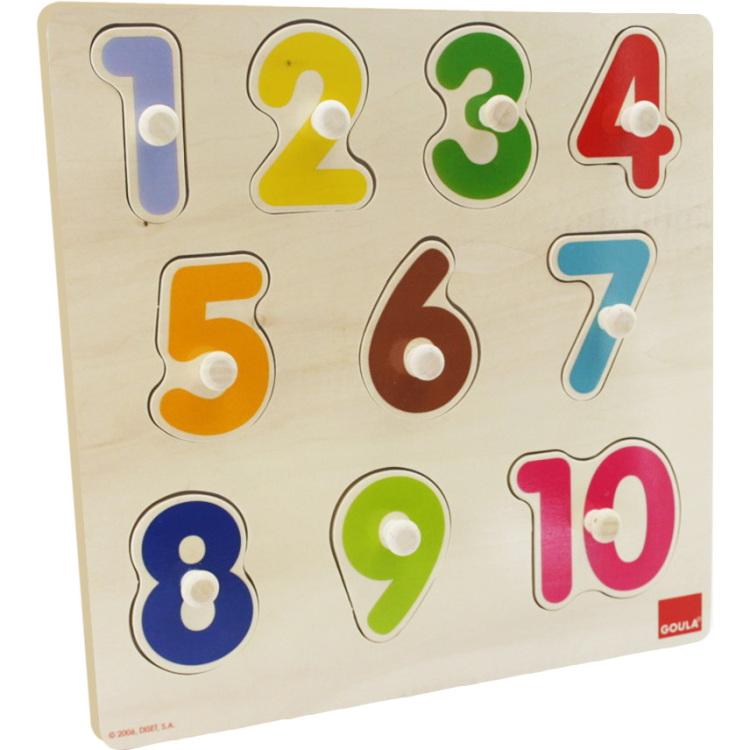Nummer Puzzel