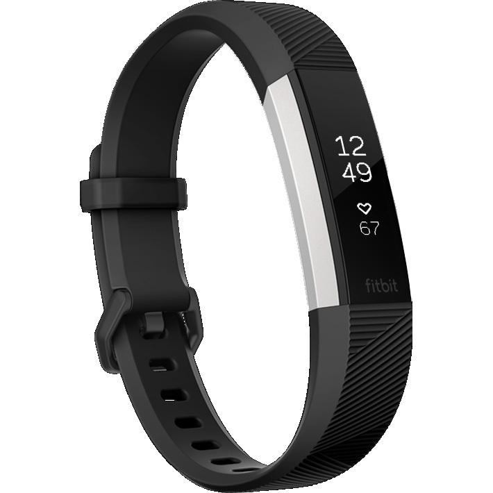 Fitbit Alta HR Zwart L