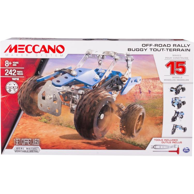 Meccano 15 modellen set ATV