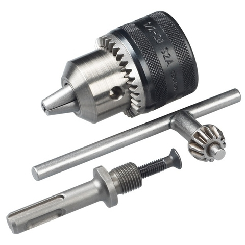 Bosch Boorhouder + SDS-plus-Adapter