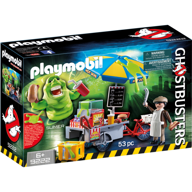 Playm. Slimer Mit Hot Dog Stand