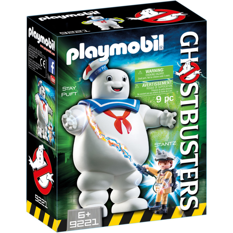 Playm. Stay Puft Marshmallow Man