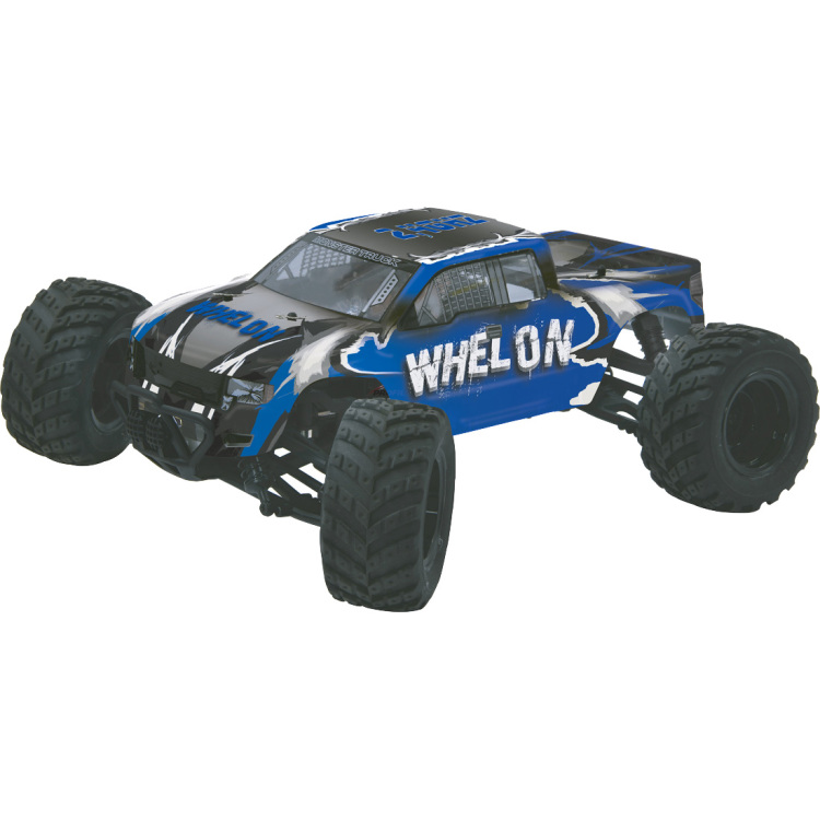 R-C 4WD Whelon 2.4 GHz Control 1:12 Blauw