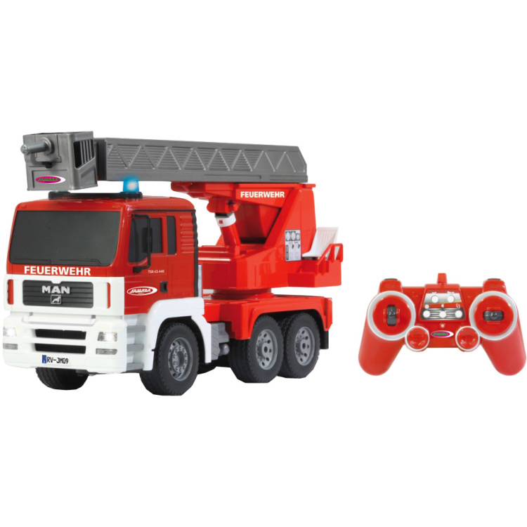 Jamara Jamara Feuerwehr Drehleiter MAN 1:20 2,4GHz (405008)