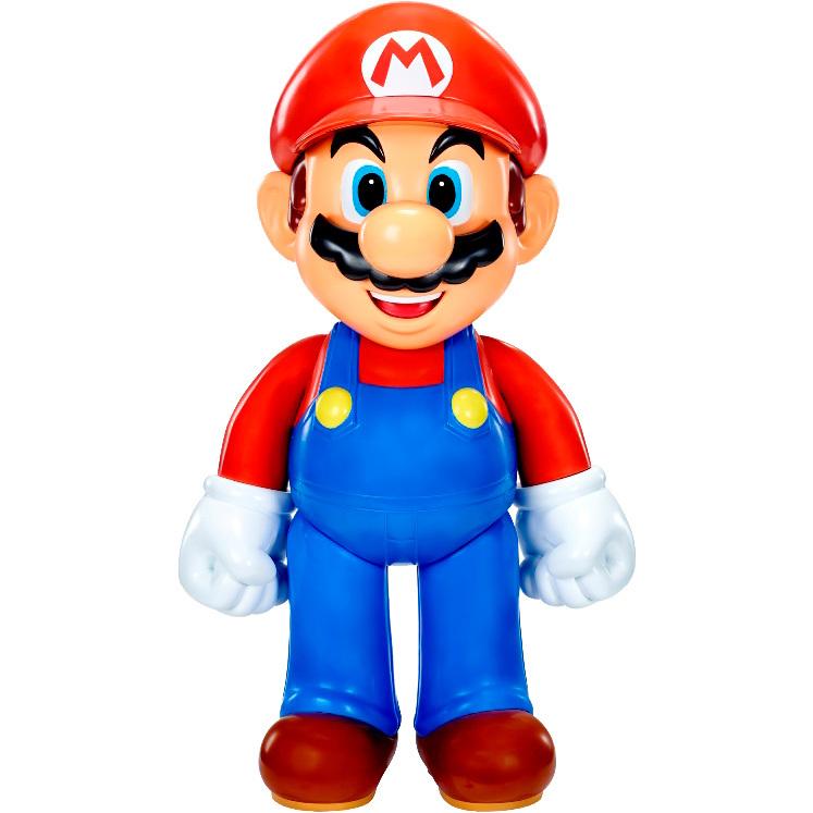 World of Nintendo Big Size Figure Mario (46cm)