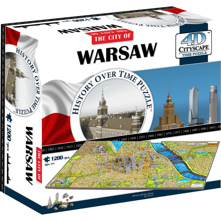 4d Warschau Puzzel