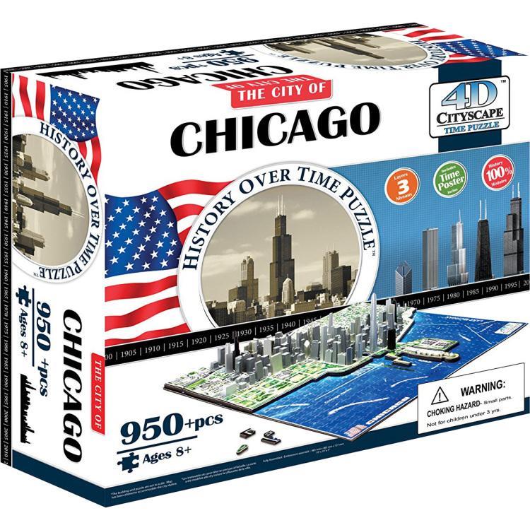 4d Chicago Puzzel