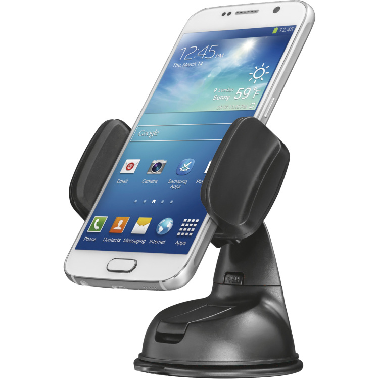 Compact Car Holder For Smartphones