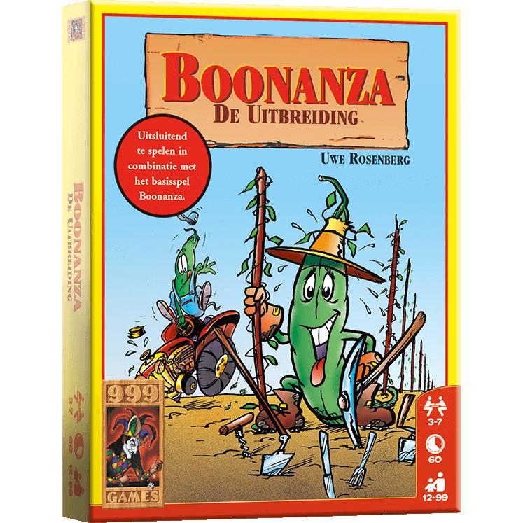 999 Games Boonanza: De Uitbreiding uitbreiding