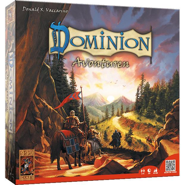 999 Games Dominion: Avonturen uitbreiding
