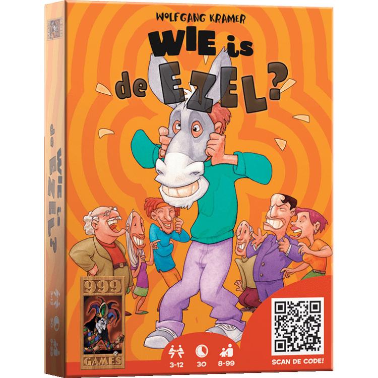 Wie is de Ezel? 999 Games
