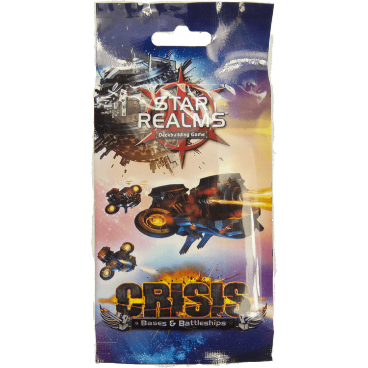 Star Realms BasesandBattleships Expansion