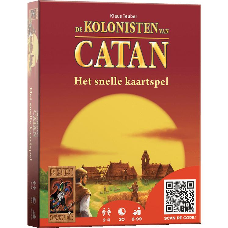 Vlot kaartspel voor twee tot vier spelers, gebaseerd op het populaire bordspel de kolonisten van catan. ook ...