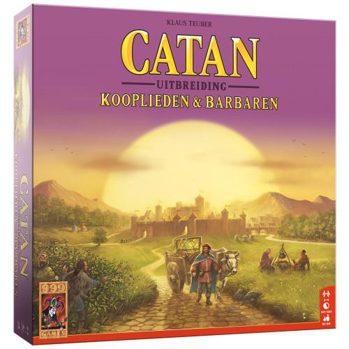 999 Games Catan: Kooplieden & Barbaren uitbreiding