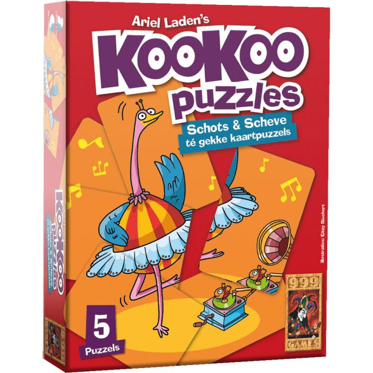 Kookoo Puzzle: Dansen