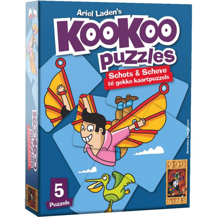 Kookoo Puzzle: Vliegen