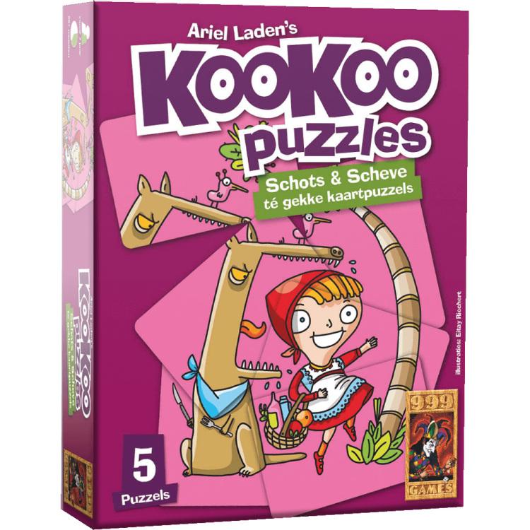 Kookoo Puzzle: Sprookjes