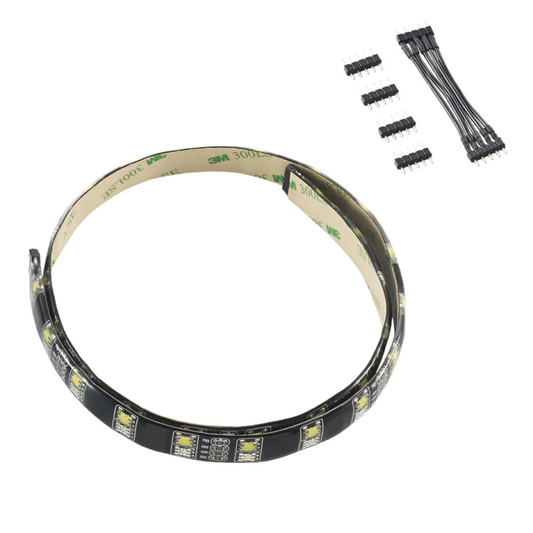 Productafbeelding voor 'WideBeam Hybrid LED Strip 60cm - RGB/W'