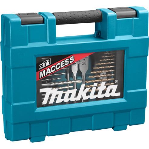Makita 71 Delige boor--bitset