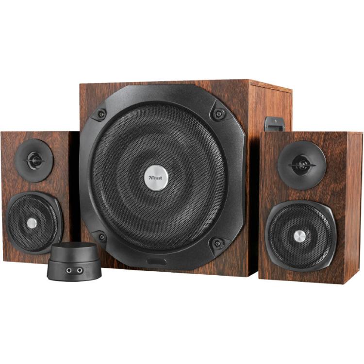 Vigor Wireless 2.1 Speaker Set with Bluetooth kopen
