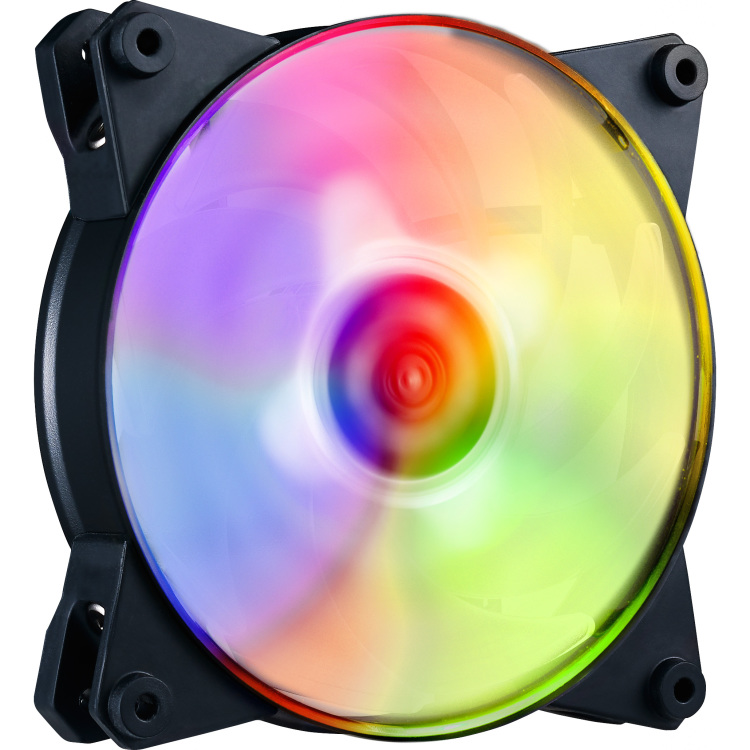 Cooler Master MasterFan Pro 120 Air Balance RGB Processor Ventilator