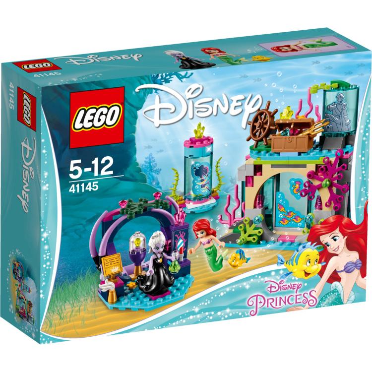 LEGO Ariel en de toverspreuk (41145)