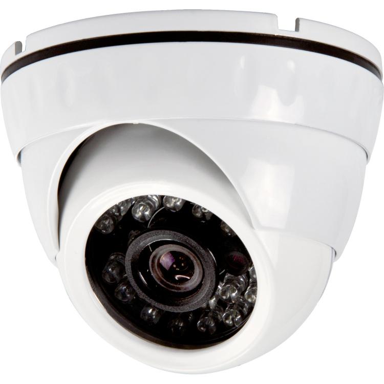 WiFi, LAN IP-camera Alecto DVC-135IP Geschikt voor App: Ja