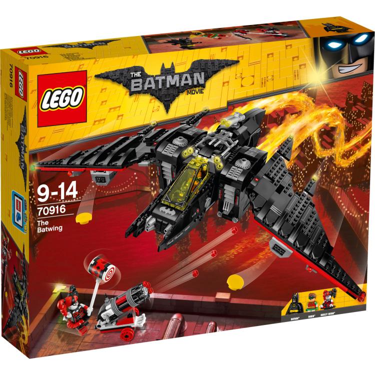 LEGO Batman Movie De Batwing