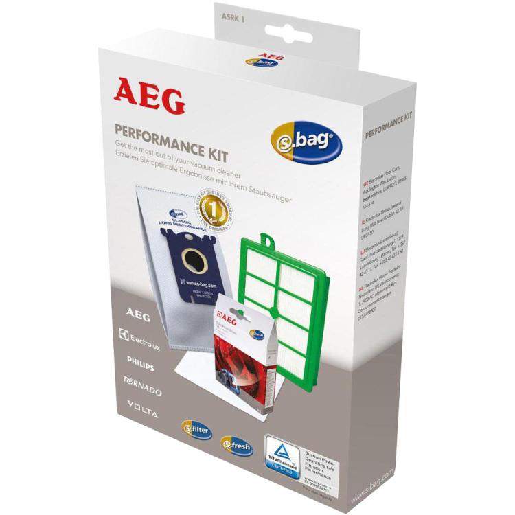 AEG Performance Kit ASRK1 stofzuigerzak