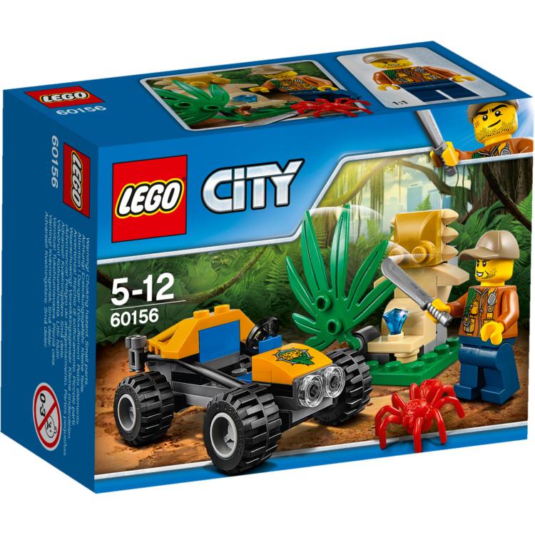 LEGO Jungle buggy (60156)