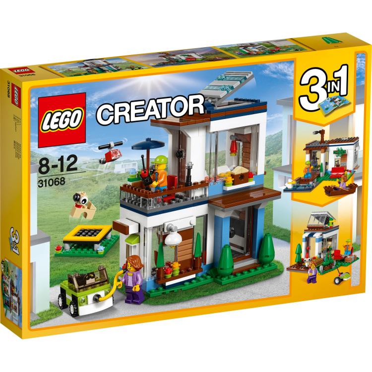 LEGO Creator Modulair modern huis