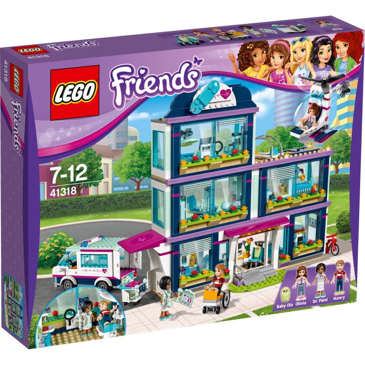 LEGO Friends Heartlake ziekenhuis